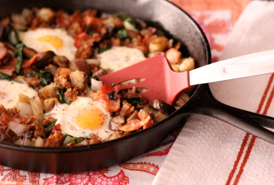 Breakfast Hash | The Pursuit of Style