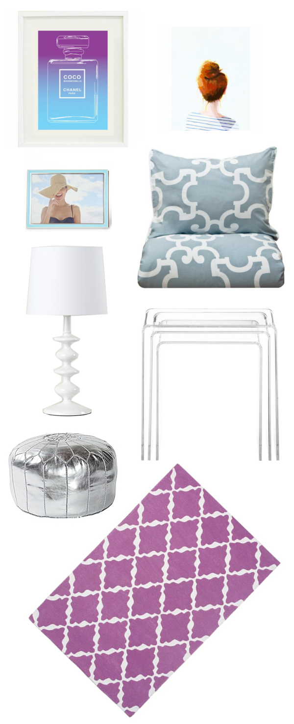 Dorm Room Design | The Pursuit of Style