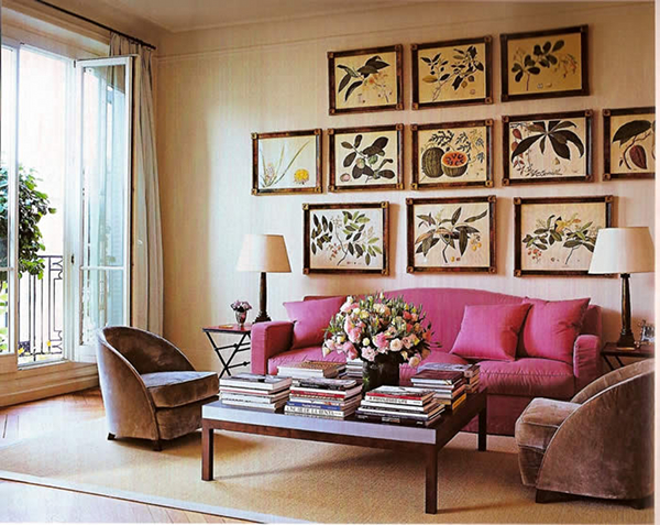 Lee Radziwill | Elle Decor
