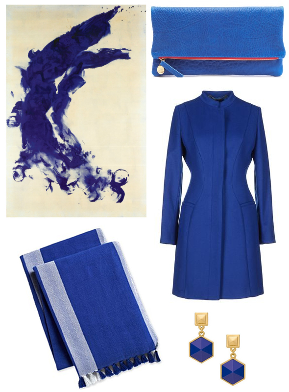Yves Klein Blue | The Pursuit of Style