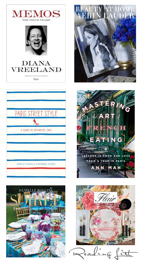 The Pursuit of Style | Reading List