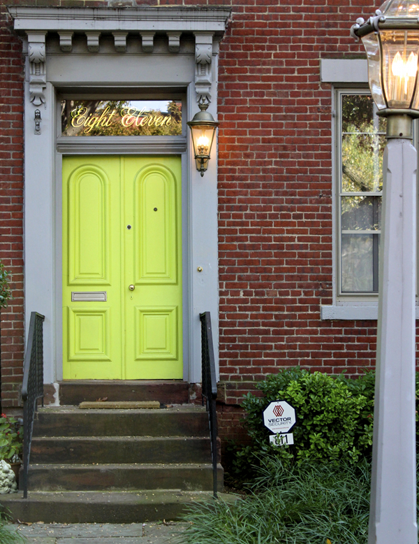 Capitol Hill, DC | Doors of DC | The Pursuit of Style