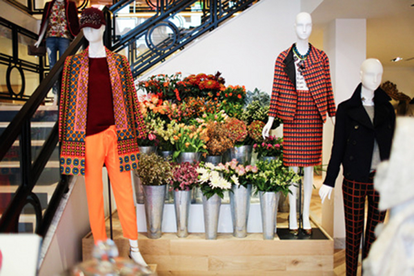 J.Crew Brompton Cross Store, London, November 7, 2013Daniella Zalcman