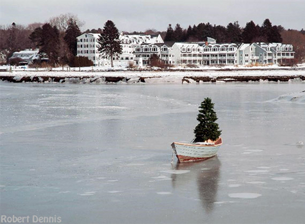 Christmas Prelude | Kennebunkport, ME