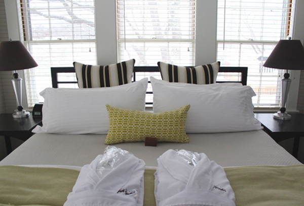 The Inn at English Meadows, Kennebunkport, ME | The Pursuit of Style