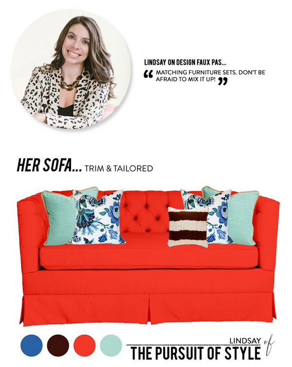 Society Social Project Sofa | The Pursuit of Style