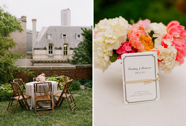 Textile Museum Wedding | Kate Headley | Ritzy Bee Events