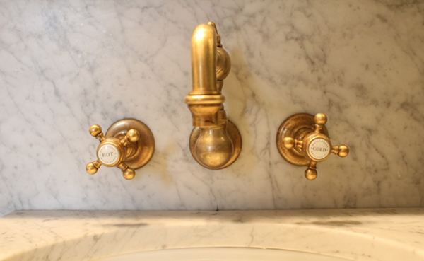 Bathroom Faucets New York City getaway: the marlton hotel, nyc | the pursuit of style