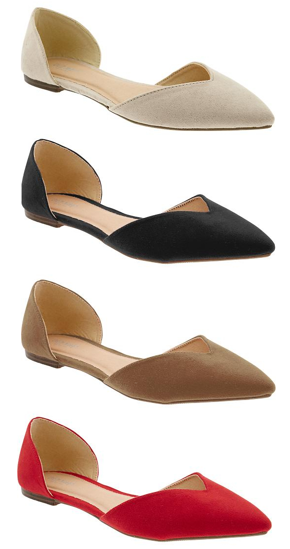 D'Orsay Flats | The Pursuit of Style