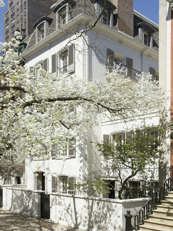 Bunny Mellon Townhouse | NYC