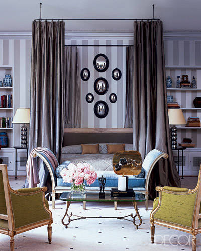 The Peak of Très Chic: Parisian Apartment Tour with the ...