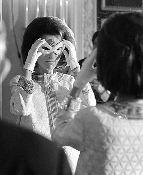Lee Radziwell | Black & White Ball