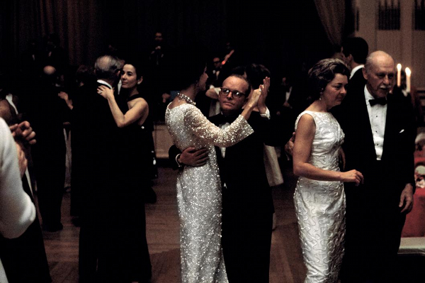Truman Capote & Gloria Guinness | Black & White Ball