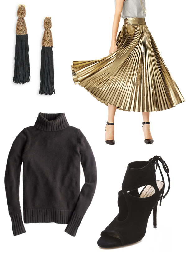 Holiday Party Style | The Pursuit of Style