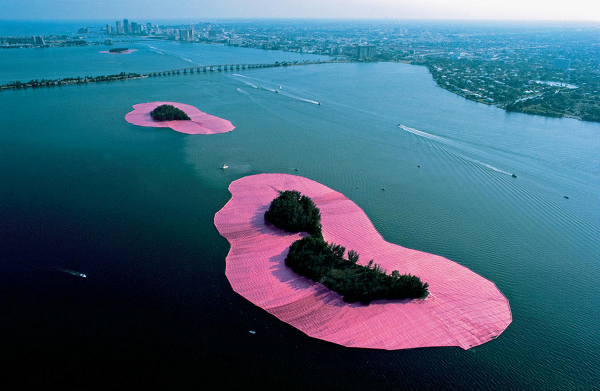 Surrounded Islands | Christo