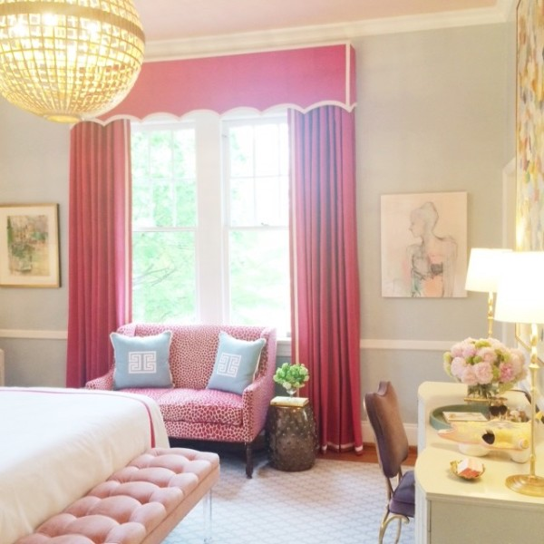 Catherine Austin Interior Design | Traditional Home Junior League High Point Showhouse