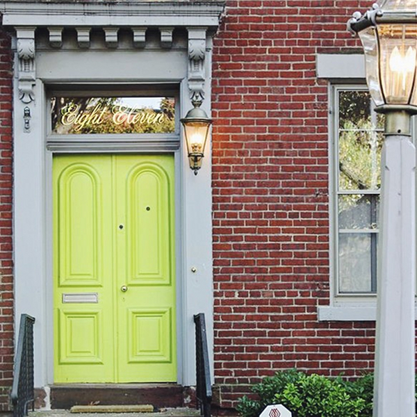 The Pursuit of Style | Doors of DC