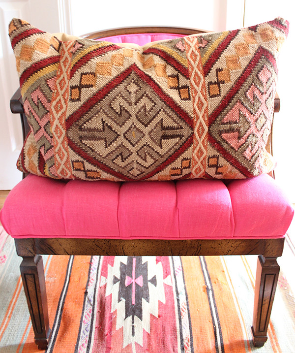 Killim Pillows | The Pursuit of Style