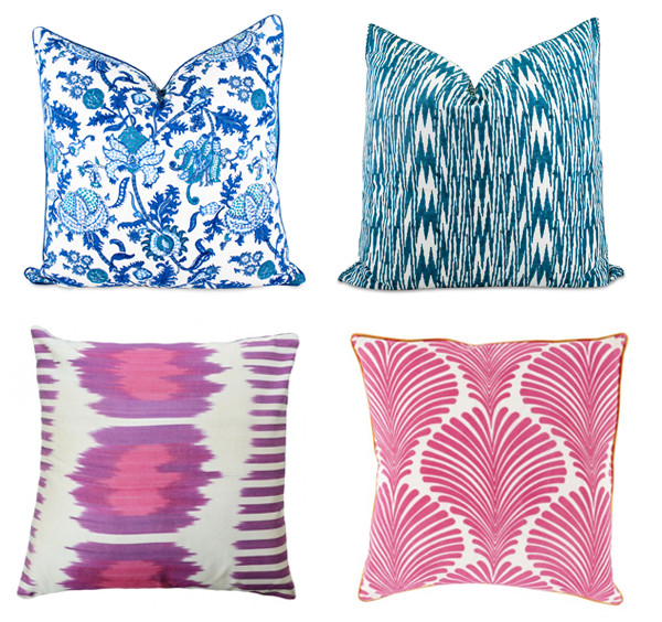 The Pursuit of Style | Pillows