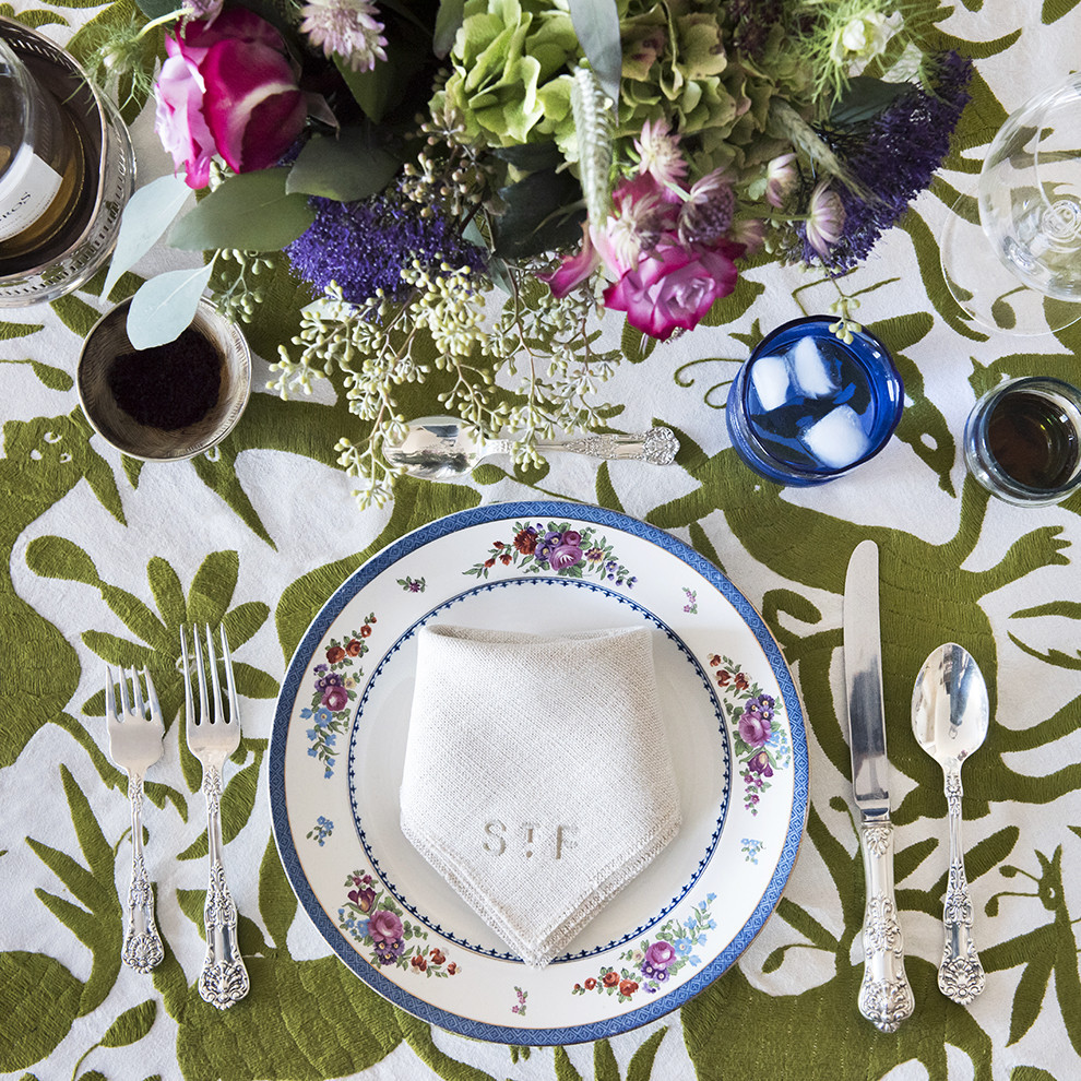 St. Frank Tablesetting