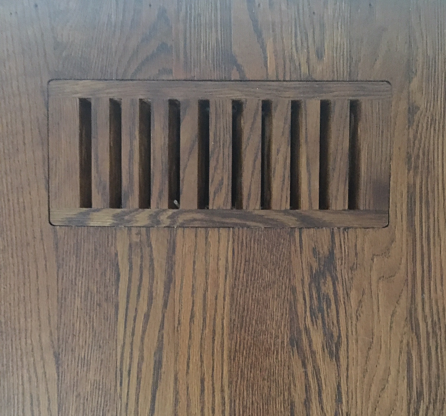 Custom Floor Register Cover | Lindsay Speace Interior Desisgn