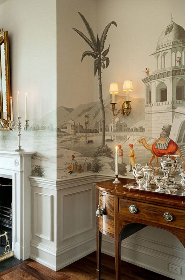 Inspired By Zuber Panoramic Wallpaper The Pursuit Of Style