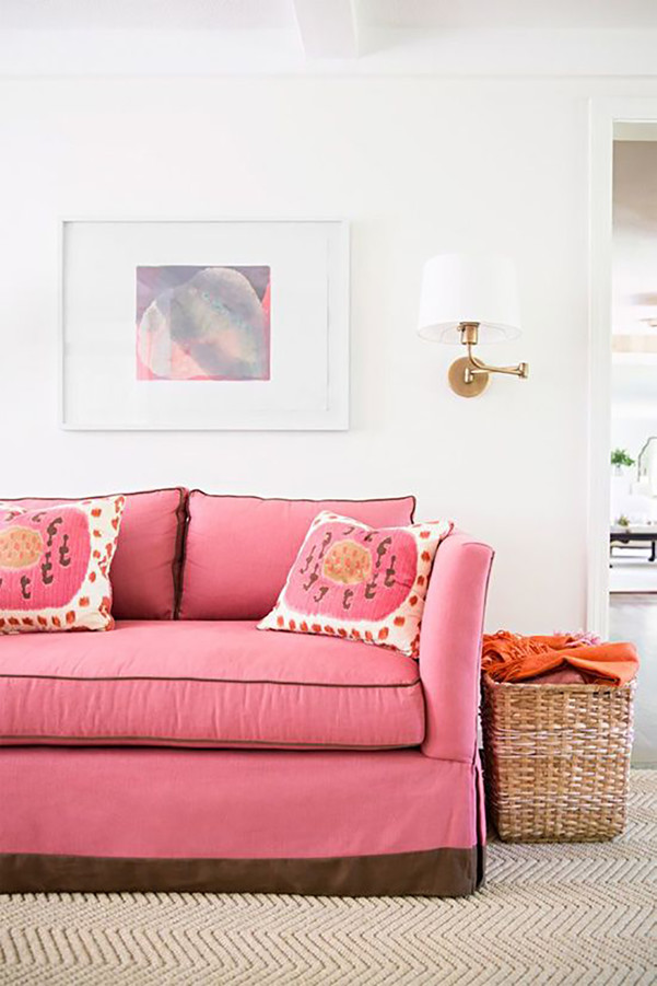 Pink Sofa / Pursuing Vintage